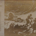 Сувенир, выпущенный к 25-летию освобождения Николаева. 1969 год.