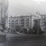 Театральный сквер (Каштановый) 60е.