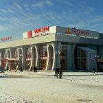 Торговый центр Фокстрот в Николаеве 2005 год