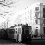 Трамвай Х на ул Советской