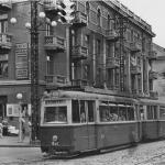 Трамвай LOWA, маршрут 8