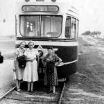 Трамвайный экипаж