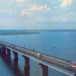 Варваровский мост 80-е