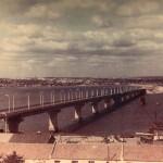 Варваровский мост в 1965 году.