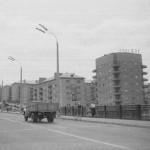 Варваровский мост в Николаеве 1965 год.