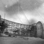 Водонапорная башня 1944 год.