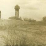 Водонапорная башня в Николаеве.
