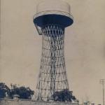 Водонапорная башня.1924