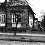 Здание первого краеведческого музея. Уникальное место - перекресток ул. Большой Морской и Малой Морской.