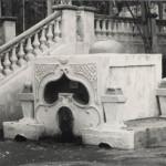 Турецкий фонтан в Николаевском Яхтклубе. Конец 90х годов ХХ столетия.
