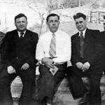 1947 год. Руководство НКИ.