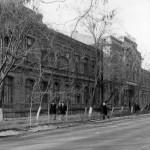 Здание НКИ 60-е годы
