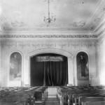 Актовый зал 1940 г.
