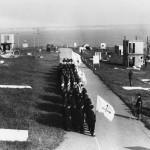 Лагерное поле. Полигон гражданской обороны.