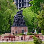 Памятник десантникам.
