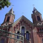 Католический костел в Николаеве.