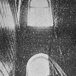 Фотоистория водолечебницы. Интерьер. Вид на лестницу.