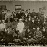 Группа больных. 1937 год.
