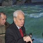 Мицкевич В.В. в музее НУК