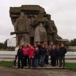 Одесса.Нерубайские катакомбы. 17.10.2009