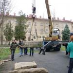 Перевозка артефактов. Форум Скамейка 078