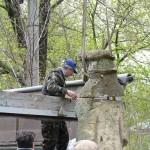 Перевозка артефактов. Форум Скамейка 092