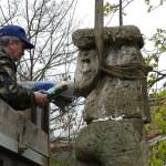 Перевозка артефактов. Форум Скамейка 097