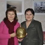 Любовь Варюхина и Наталья Шамрай-Яблонская