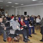 Презентация книги о пожарниках 1848-1928 гг. Гости собираются.