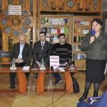 Наталья Шамрай-Яблонская - ведущая презентации