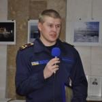 Начальник ГУ ГСЧС Николаевской области Максим Грицаенко