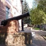 Пушки у Адмиралтейства
