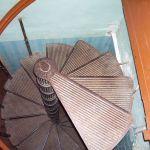 Винтовая лестница в морском госпитале - 1