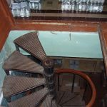 Винтовая лестница в морском госпитале - 2