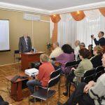 Встреча клуба САДКО. Рассказ о создании клуба от Коновалова Михаила Николаевича.