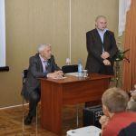 Встреча клуба САДКО. Коновалов М.Н. и Торубара В.В.
