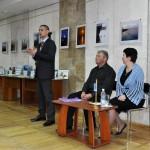 Выступает Алексей Кравченко