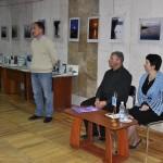 Выступает Андрей Дудник (энтомолог, преподаватель)